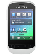 Oh wait!, prices for alcatel OT-720 is not available yet. We will update as soon as we get alcatel OT-720 price in Sri Lanka.