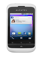 Oh wait!, prices for alcatel OT-903 is not available yet. We will update as soon as we get alcatel OT-903 price in Sri Lanka.