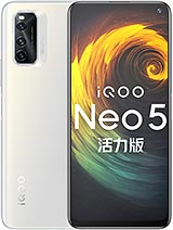 Oh wait!, prices for vivo iQOO Neo5 Lite is not available yet. We will update as soon as we get vivo iQOO Neo5 Lite price in Sri Lanka.