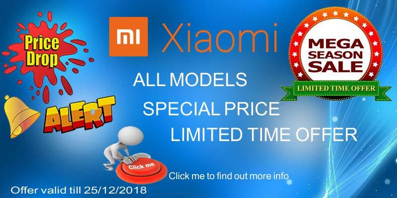 Dialcom Seasonal Offer Special Price for all MI Xiaomi Mobile Phones... Offer valid till 25/12/2018  Call 0722-111-222  Click here ===>> https://www.dialcom.lk/mobile-phones_price_in_sri_lanka/xiaomi/